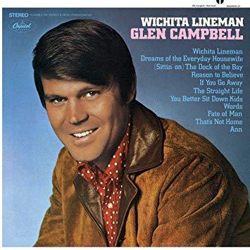 Glen Campbell – Wichita Lineman
