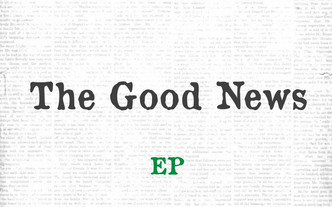 The Good News – Lakes