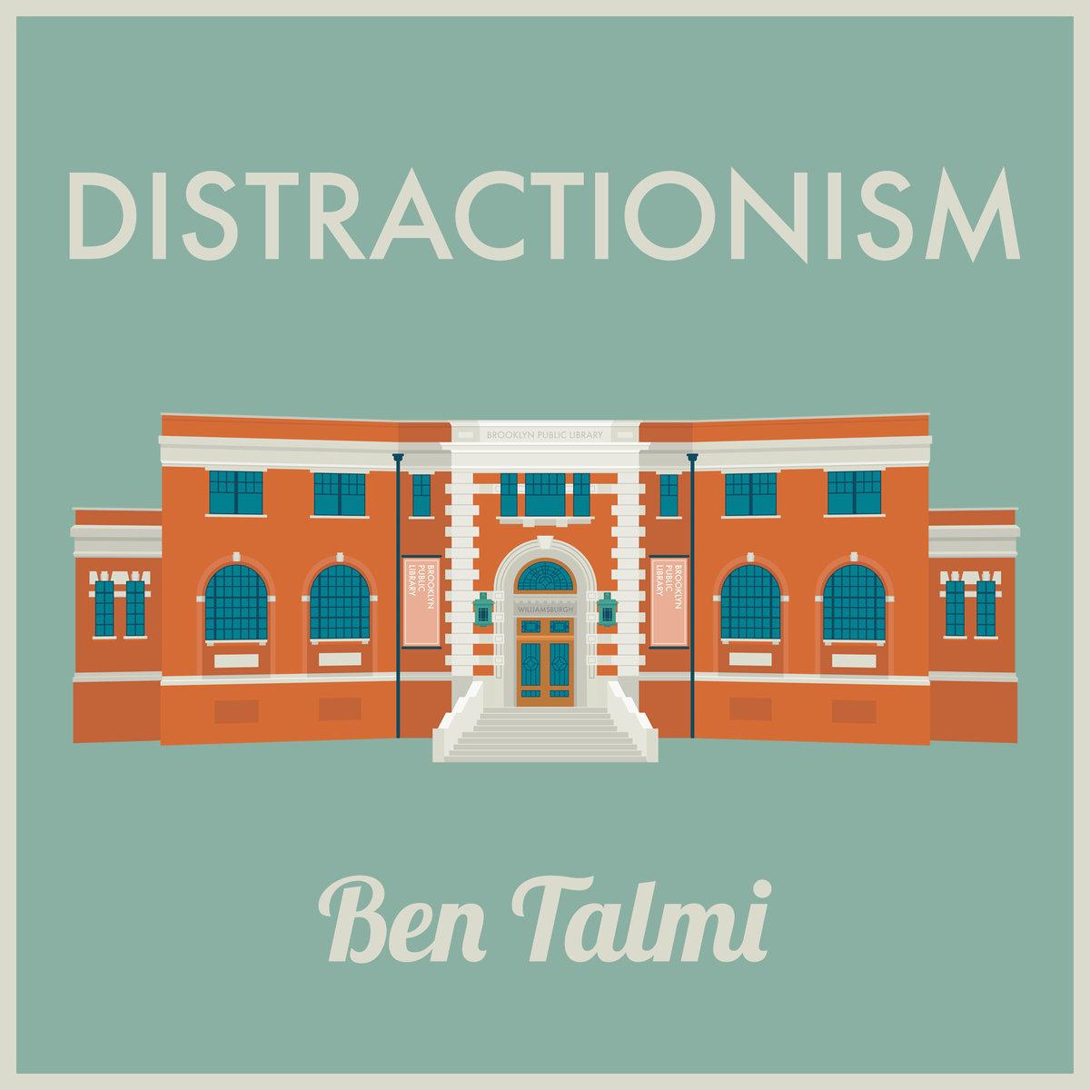 Ben Talmi – Give It A Shot