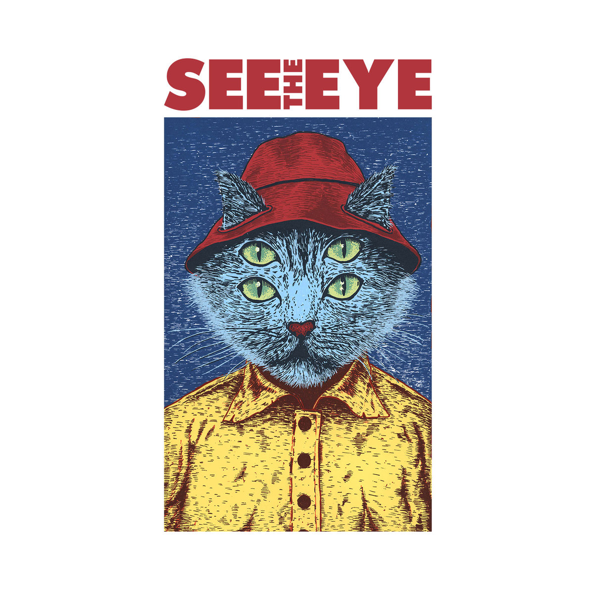 See The Eye – Shimmer