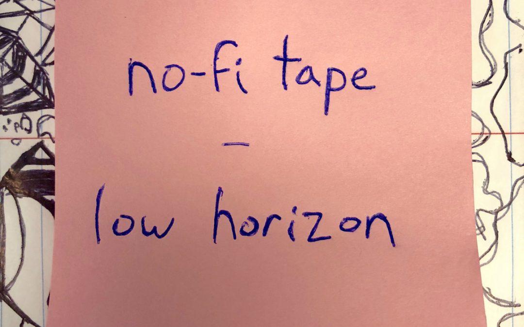 Low Horizon – Keep