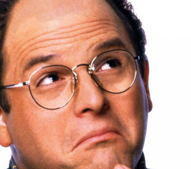 George Costanza Was Channeling Kierkegaard