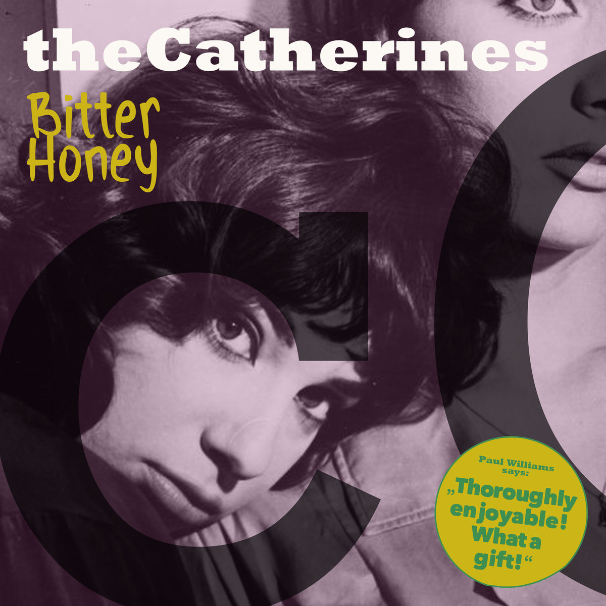 theCatherines – Bitter Honey