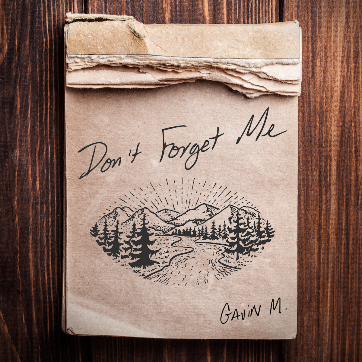 Gavin M. – Don't Forget Me
