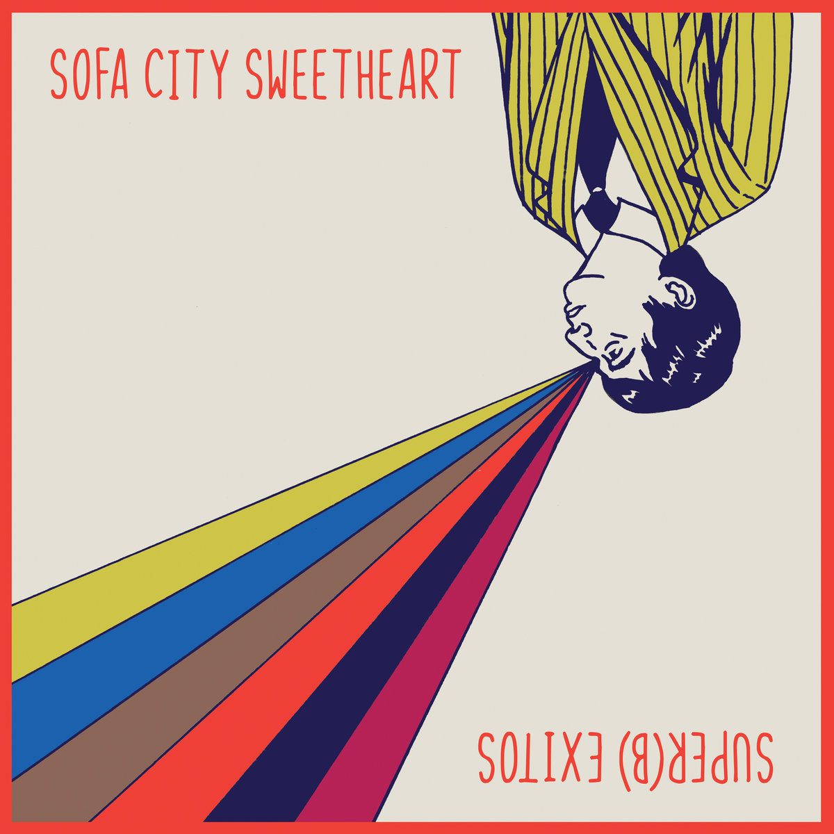 Sofa City Sweetheart – Annie Stays Home