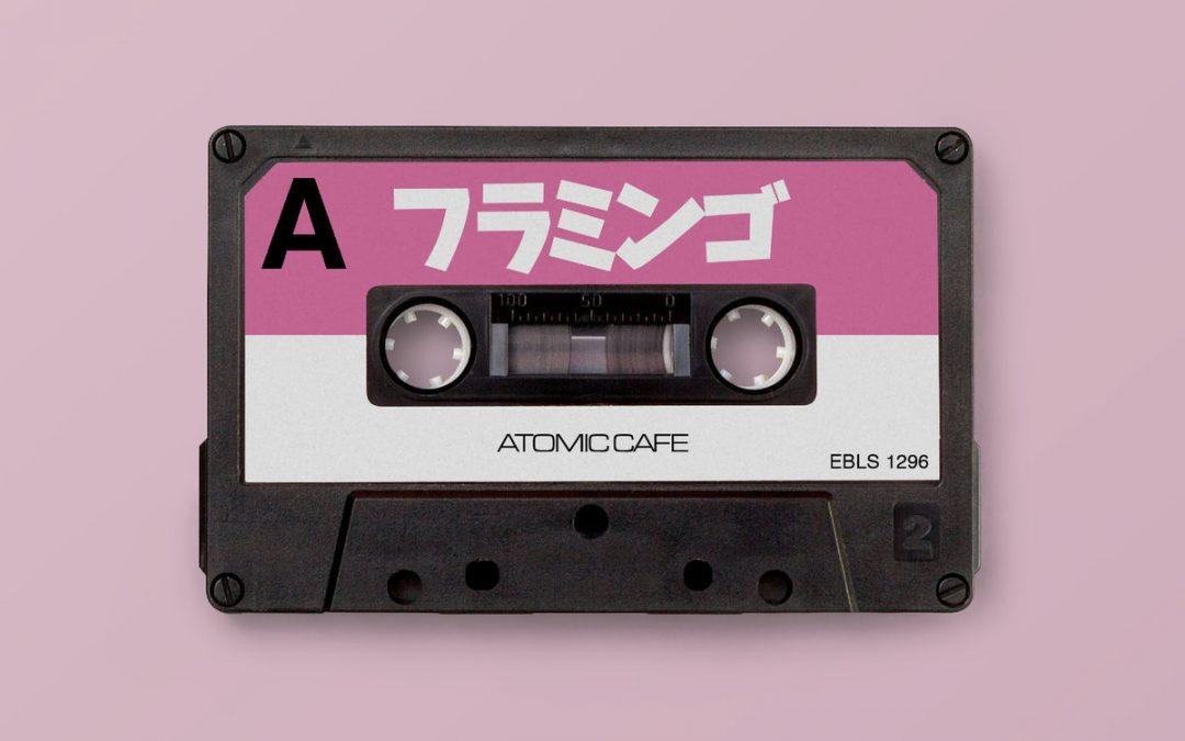 Atomic Cafe – Peachy Keen