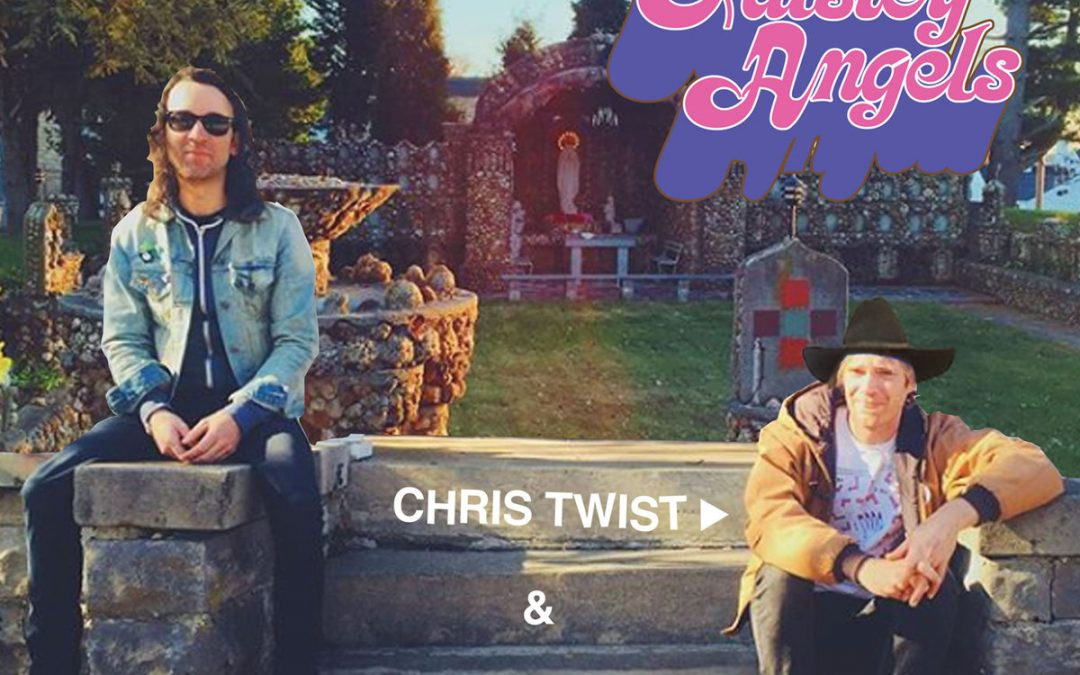 Chris Twist and Jason Steady – A Garden Grows II