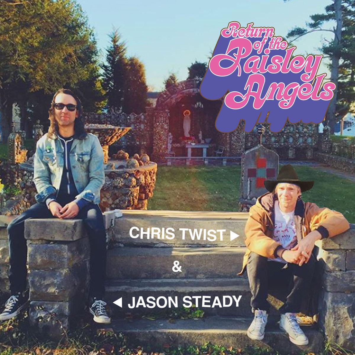 Chris Twist and Jason Steady – A Garden Grows II