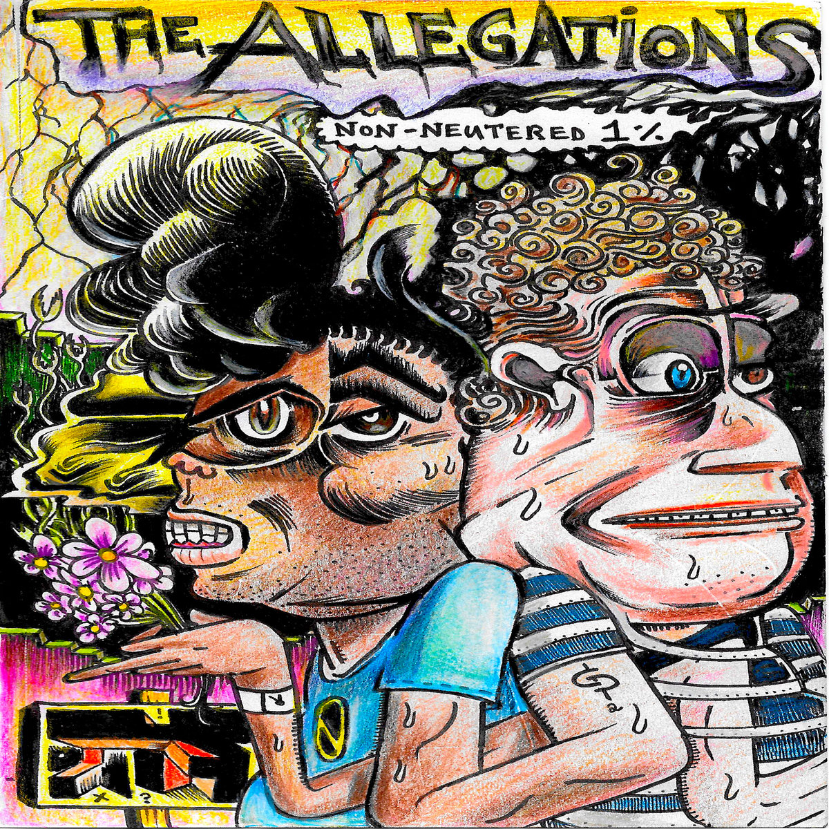 The Allegations – Love Is a Howling Moon / Obviously (We Rock)