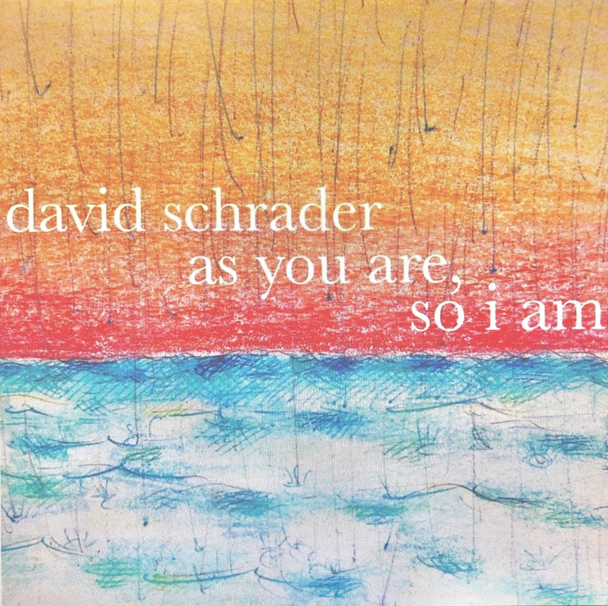 David Schrader – Pup Tent