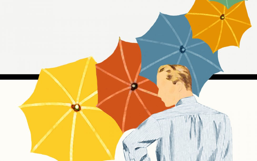 The Umbrella Puzzles – As Simple as That