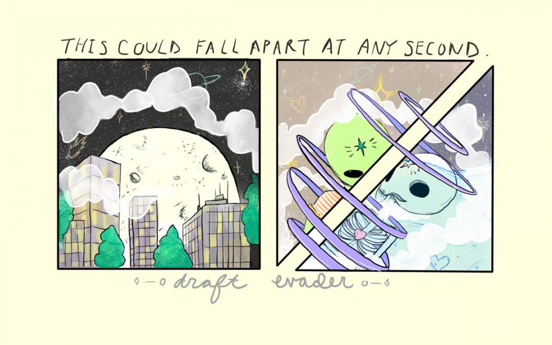 Draft Evader – Small World