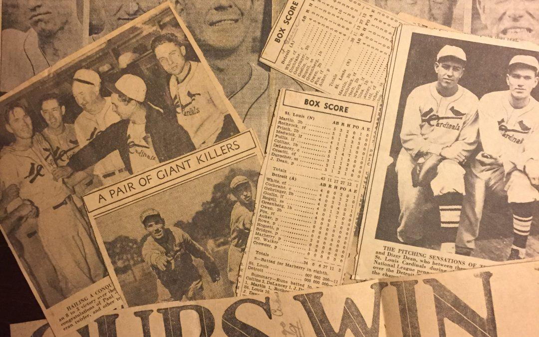 Stories Hidden in a Baseball Box Score