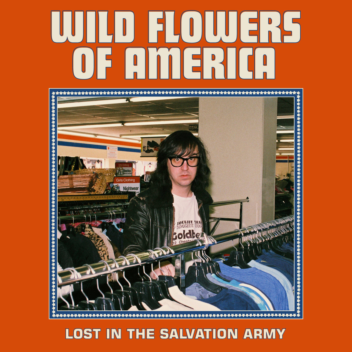 Wild Flowers of America – Freak on the Street