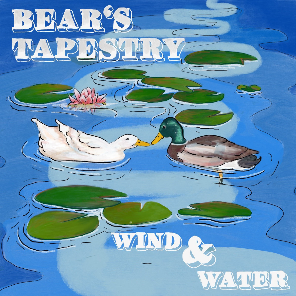 Bear's Tapestry – Guarded Heart