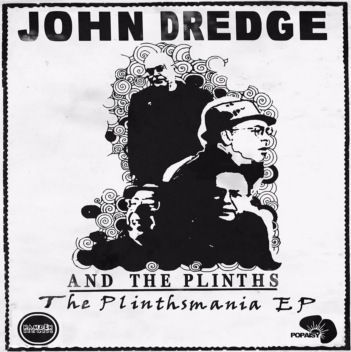 John Dredge and The Plinths – Where I Used To Be