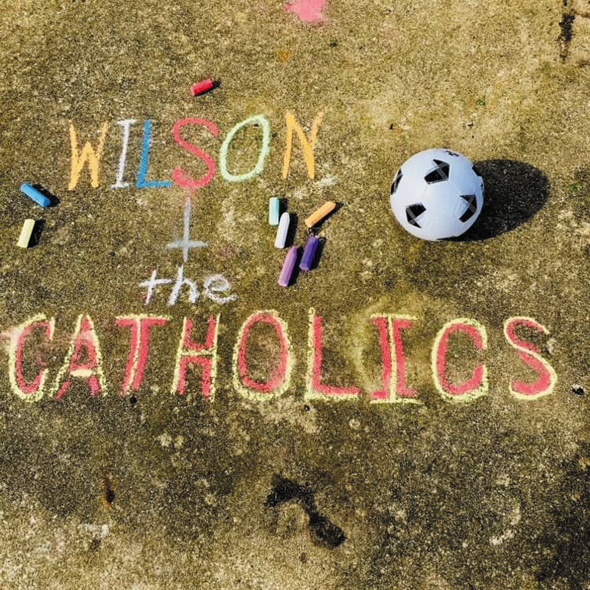 Wilson and The Catholics – Strawberry Hill