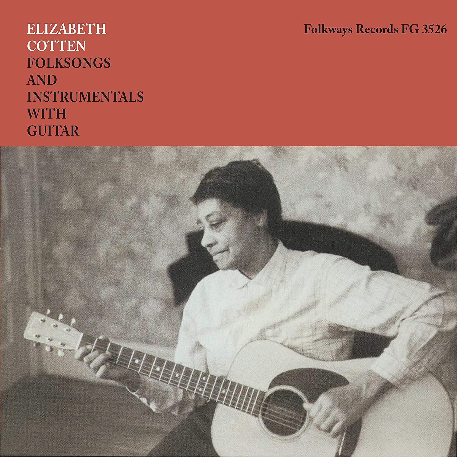 Elizabeth Cotten – Freight Train
