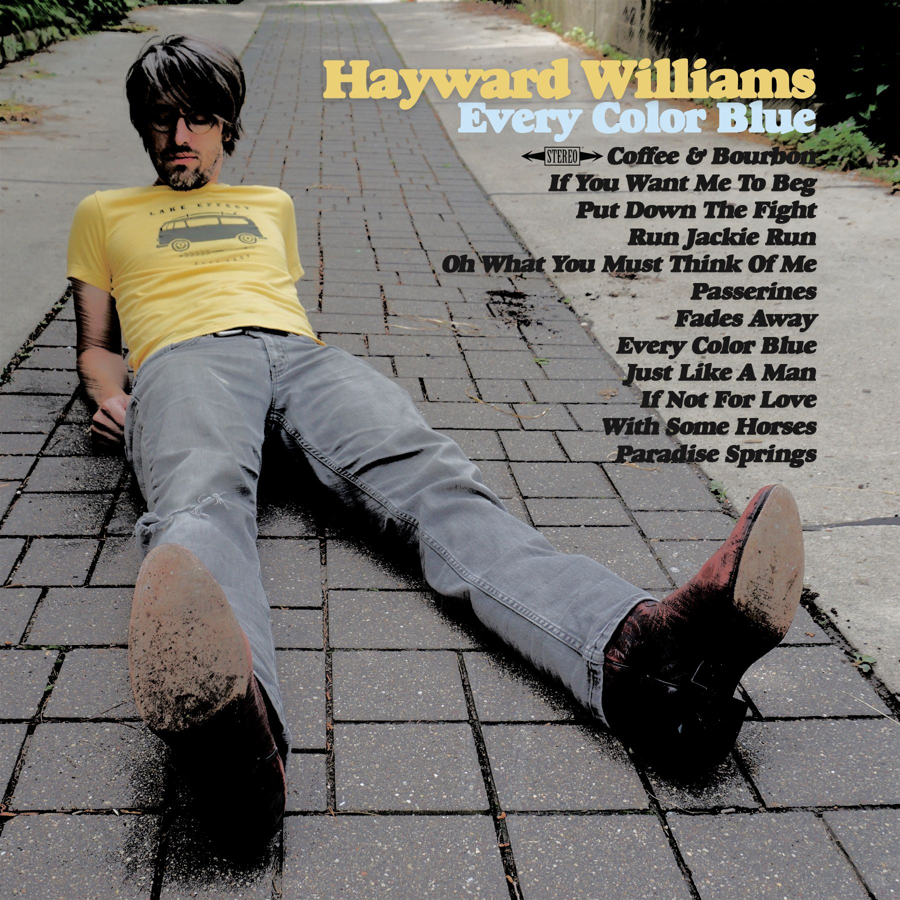 Hayward Williams – Fades Away